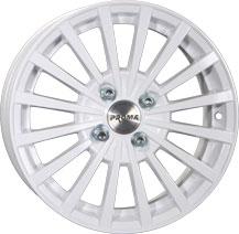 RS2 6,5 x 15 (Белый)