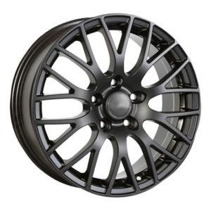 GT 6,0 х 15 (Черный матовый)