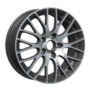 GT 6,5 х 16 (Черный матовый)